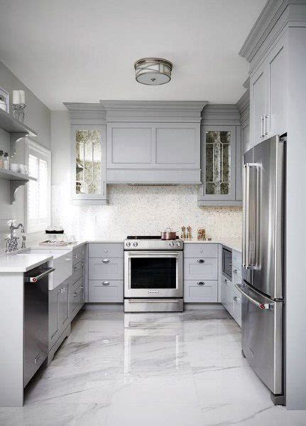 concrete kitchen floor ideas top 60 best kitchen flooring ideas cooking space floors 5671