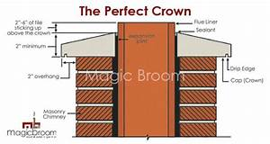 Chimney Crown Rebuilding - Southern Md