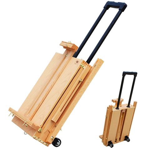durable artist wood wooden easel display stand studio for