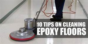 10 tips on how to clean and maintain epoxy garage floor for How to clean epoxy floors