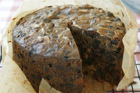 fruit cake recipe rich fruit cake by book or by cook a cookery blog