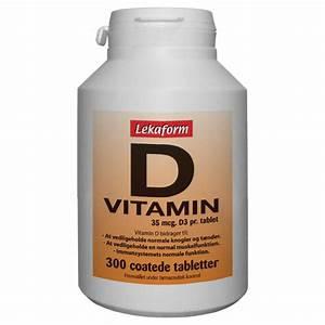 Vitamin D Dosis Berechnen : lekaform 3 pakke fiskeolie kalk d vitamin ~ Themetempest.com Abrechnung