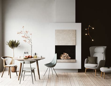 Scandinavian Dining Room Design Ideas Inspiration by 40 Minimalist Dining Rooms To Leave You Hungry For Style