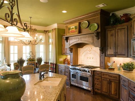 French Country Kitchen Cabinets Pictures & Ideas From
