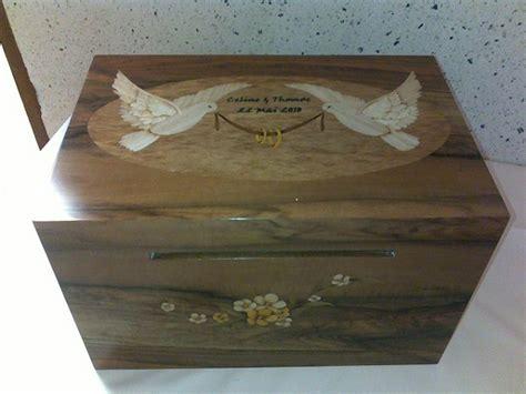 déco chambre à coucher adulte urne mariage en bois 1 déco