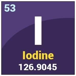Iodine - Uses, Properties & Health Effects | Periodic ...