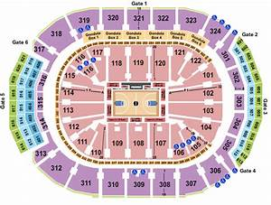 Air Canada Seating Chart With Seat Numbers Scotiabank Arena Seating Chart Rows Seat Numbers And