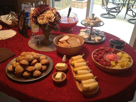 Food Ideas For A Baby Shower Brunch - baby baby shower brunch ideas real of