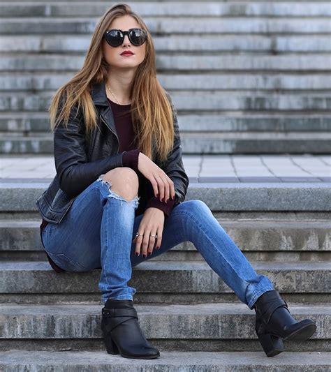 fashion tips gia emfaniseis  skinny jeans poy oa