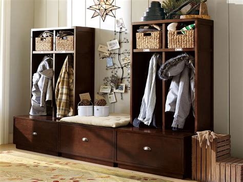 Entryway Bench With Coat Rack Plans