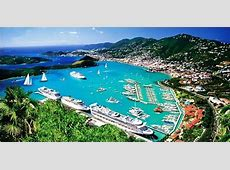 Luxury yacht charters in St Thomas, Caribbean The