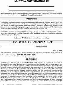 tennessee last will and testament form download free With last will and testament template california