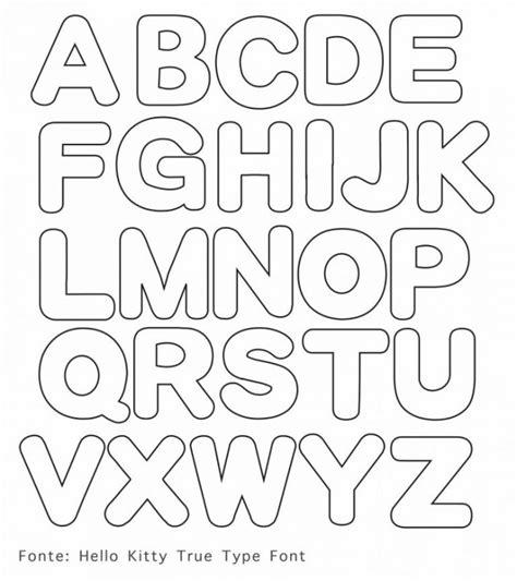 moldes de letras feltro 3d para imprimir e muito mais