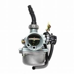 Chinese Pz19 Carburetor - Cable Choke
