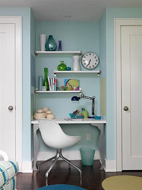 Small Home Office Ideas for Men and Women - Amaza Design