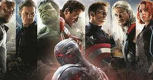 11 Avengers: Age of Ultron Blu-ray Clips and Cover Art