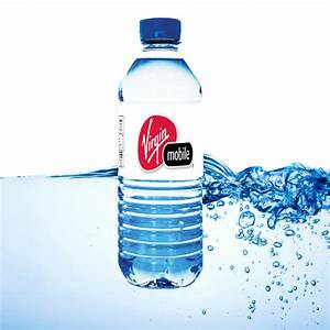 24 custom water bottle labels your business logo by With custom logo water bottle labels