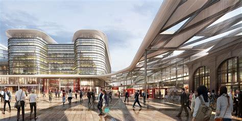 cardiff interchange city centre redevelopment  architect