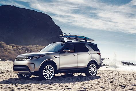 land rover discovery specs