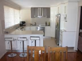 c kitchen ideas classic u shaped kitchen design using polished concrete