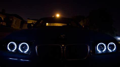 installing angel eye headlights   bmw
