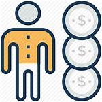 Icon Financial Reward Bonus Incentives Icons Premium