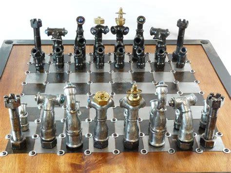 Best 25+ Diy Chess Set Ideas On Pinterest