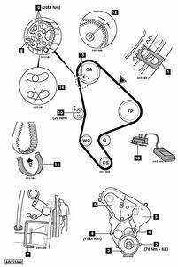 2008 Scion Tc Serpentine Belt Diagram