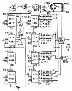 Versatile Electronic Timer For Synchronous Switching Of