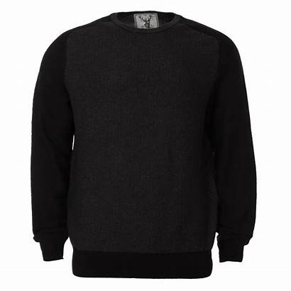 Jumper Sweater Plain Mens Trendy Piece Crew