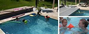 Enrouleur Bache Piscine Electrique : couverture piscine volet roulant volet immerg ou hors sol ~ Melissatoandfro.com Idées de Décoration