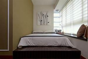 Einrichtungsideen Für Schlafzimmer : sehen sie wie ein kleines schlafzimmer gestaltet werden kann freshouse ~ Sanjose-hotels-ca.com Haus und Dekorationen