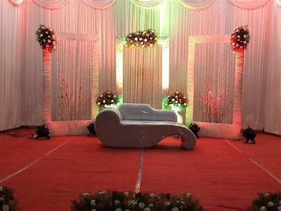 Stage Decoration Simple Decorations Pricing Reception Ernakulam