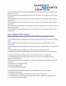 medical document management systems market opportunity and With medical documents management