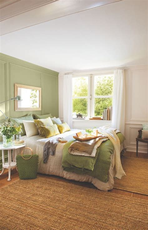 26 Awesome Green Bedroom Ideas  Mom And Dad's House