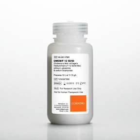 Corning DMEM and Ham's F-12 50/50 Mix (Mod.):Cell Culture ...