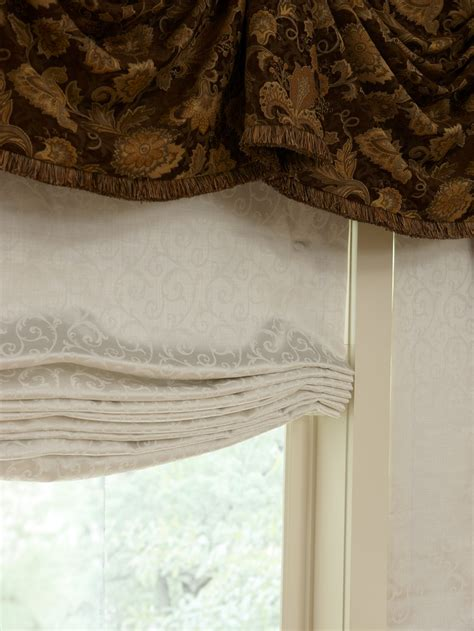 1000+ Images About Fabric Roman Shades On Pinterest