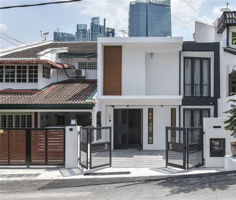 Home Design Ideas Malaysia by Tree Terrace House By Yong Studio Sdn Bhd