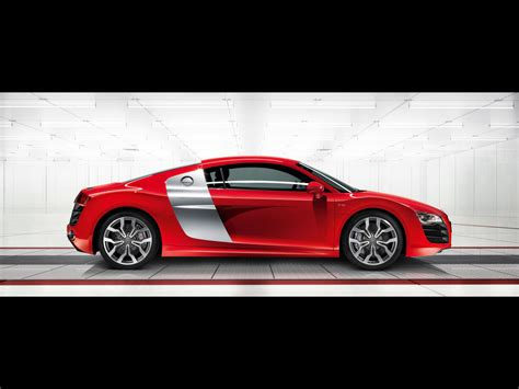 Red Audi R8 Wallpapers