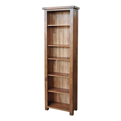 3 Foot High Bookcase by Cookes Collection Barrington 6 Foot Narrow Bookcase