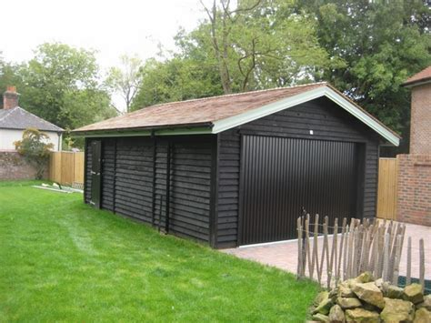 The Advantages Of Wooden Garages  Why Choose Wood As