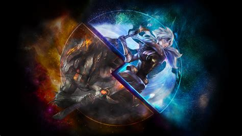 Yasuo Animated Wallpaper - yasuo riven lolwallpapers