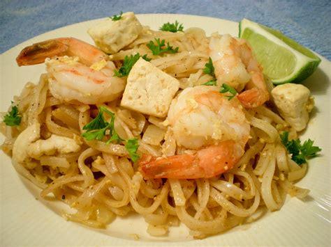 tati cuisine random cuisine shrimp pad