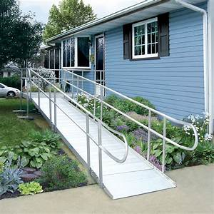 Handicap  U0026 Wheelchair Ramps For Your Home