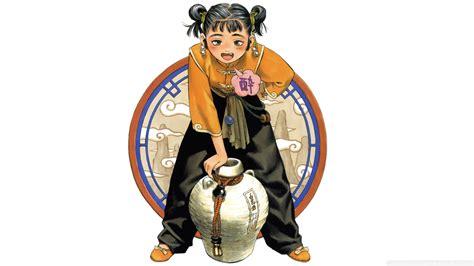 Download Anime Funny Girl Wallpaper 1920x1080 Wallpoper