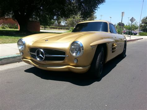 Mercedes 300sl Replica by Mercedes 300 Sl Replica Benztuning