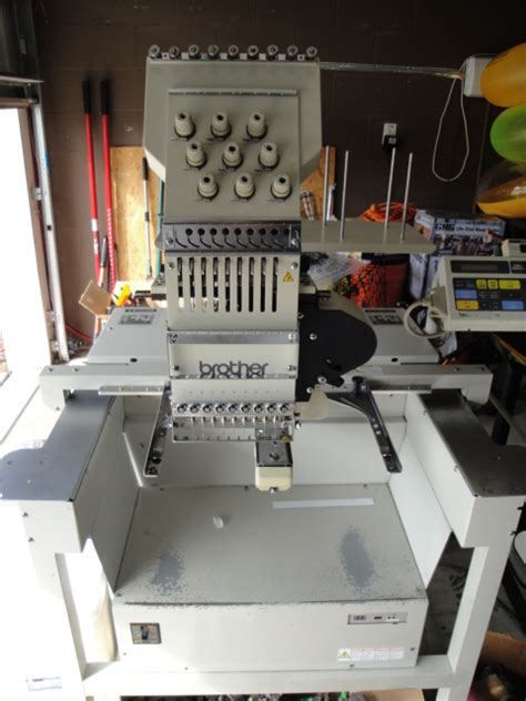brother bas  industrial embroidery machine