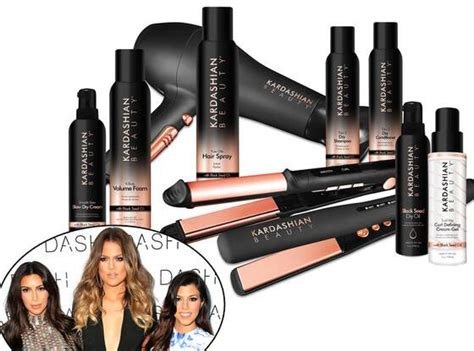 Kardashians Will Release A Hair Care Line—all The Details