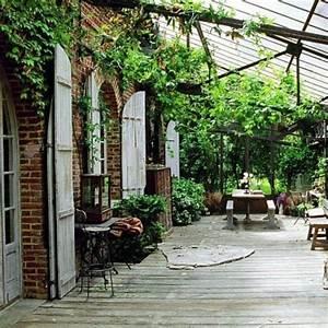 Jardin D Hiver Veranda : 40 lovely veranda design ideas for inspiration bored art ~ Premium-room.com Idées de Décoration