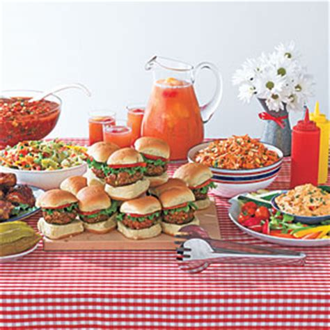 cook out ideas more memorial day ideas